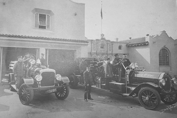 Piedmont - Fire department - March 20 1925 - From 1996 calendar.jpg
