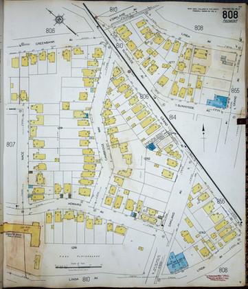 1929 Sanborn map - beach school grand and linda ave.jpg