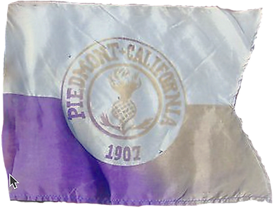 1907 Piedmont Flag