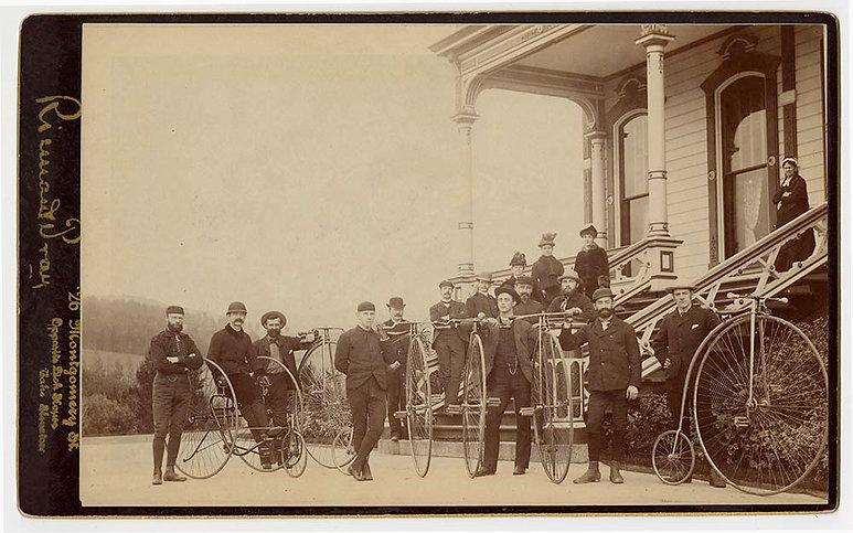 bikers in front of requa house .jpeg
