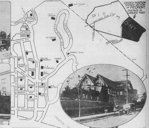 Car accidents in piedmont - Oakland_Tribune_Sun__Nov_28__1920_.jpg