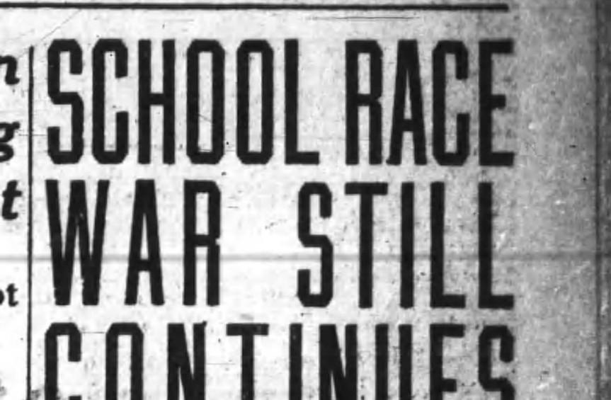race war in oakland schools - Oakland_Tr