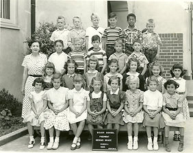 TW Beach School - 1954 2nd grade.jpeg