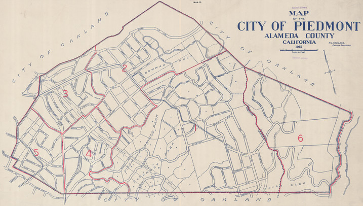 1915 - Map of the city of Piedmont, Alameda County, California, 1915_.jpg