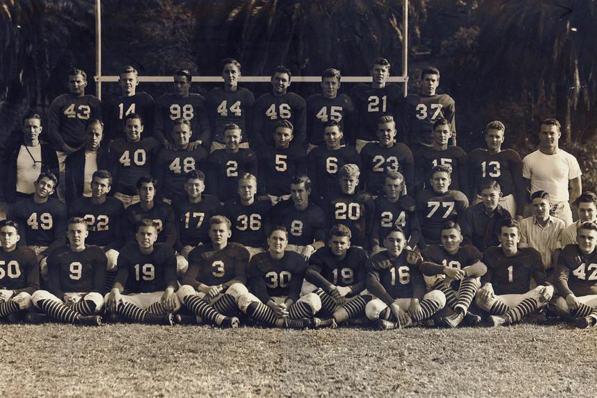 piedmont football team