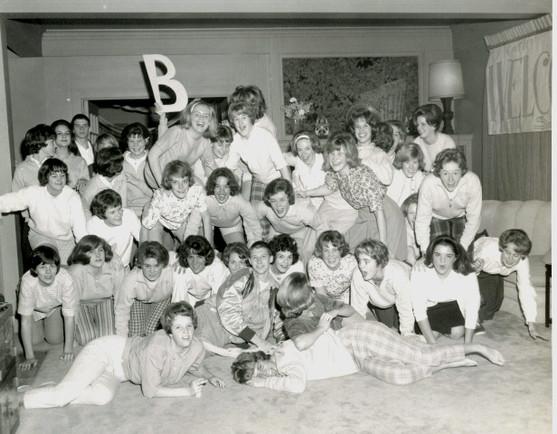 BH and Campfire Girls 1963 class.jpeg