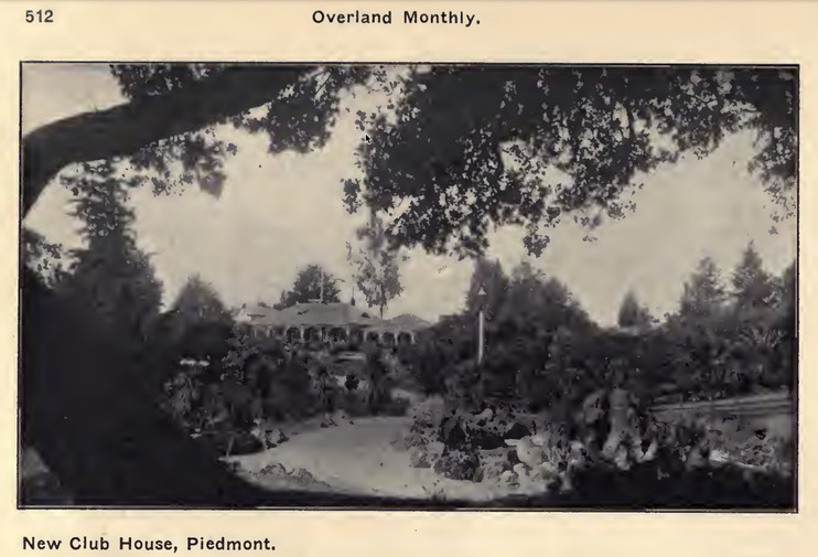 new club house piedmont park overland mo