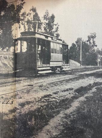 Piedmont - Trains - Oakland ave 1895.jpg