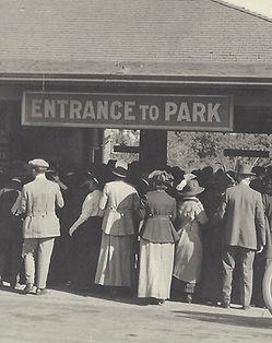 Entrance to Piedmont Park Oakland Ca 191