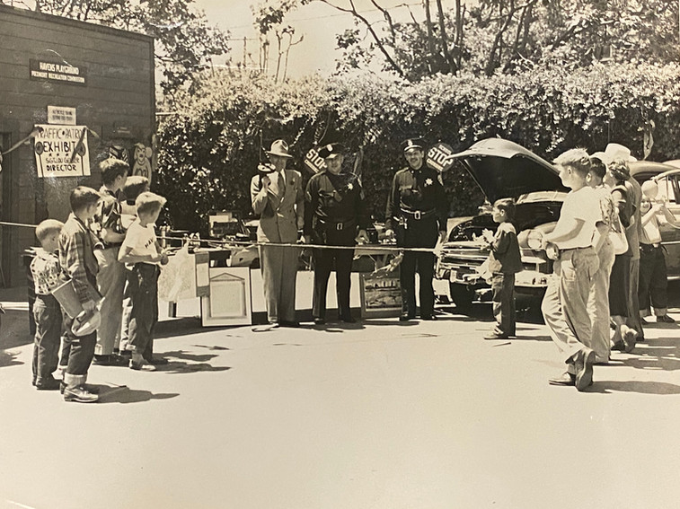Piedmont Police at Havens School
