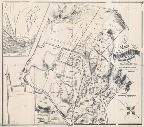 1877 - Map of Piedmont Park, Oakland Heights, Alameda Co.jpg