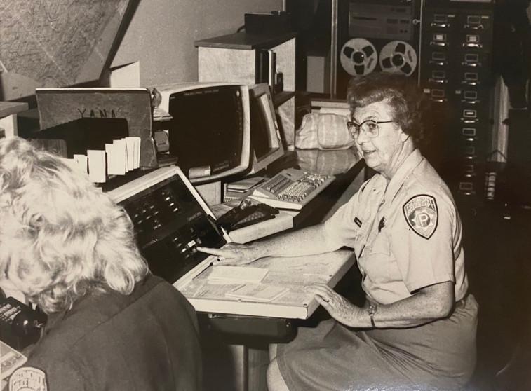 Piedmont - Police - dispatch Agnes Kirkwood