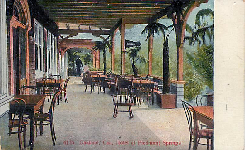 Piedmont Springs Hotel