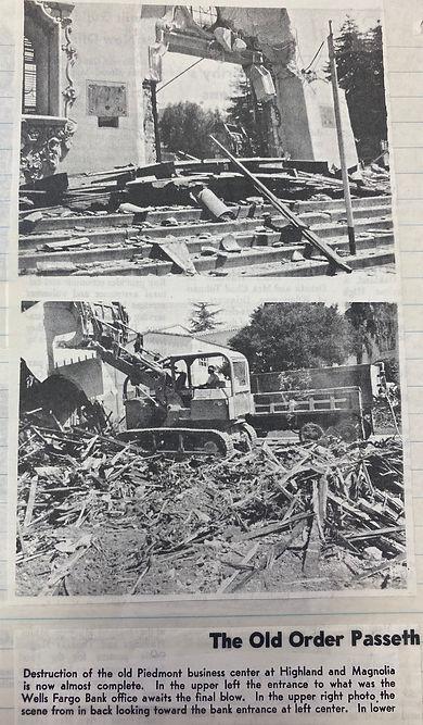 Piedmont - Mercantile - Civic Center torn down.jpg