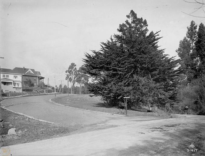 1912 FAIRVIEW & MAGNOLIA AVENUES piedmon