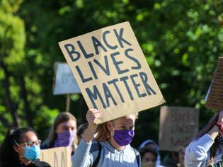 Black Lives Matter: Let's Keep Moving Solidarity Event