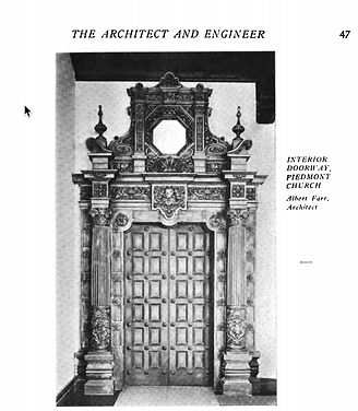 Piedmont Church - Western Architect and Engineer Volumes 52-53 1918 p10.jpg