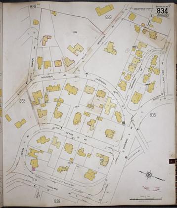 1929 Sanborn map - Sanborn map highland.jpg