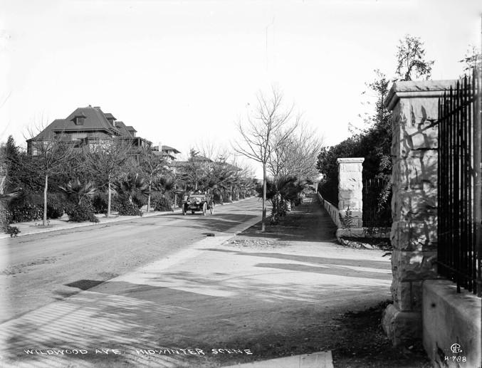 Piedmont - Wildwood Avenue 1910.jpg