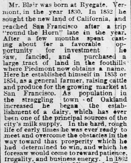 Blair - small obit - Oakland_Tribune_Tue