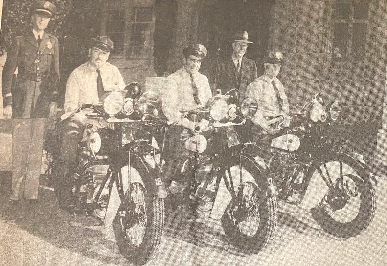 Piedmont Police 1940