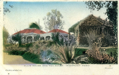 Piedmont Park_Oakland_Cal_Club_House_and