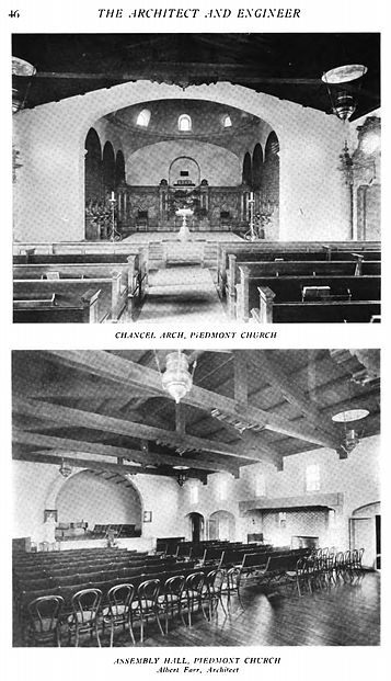 Piedmont Church - Western Architect and Engineer Volumes 52-53 1918 p9.jpg