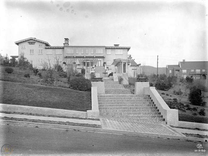 1912 - DELIA MOFFITT HOME - SEA VIEW 2.j