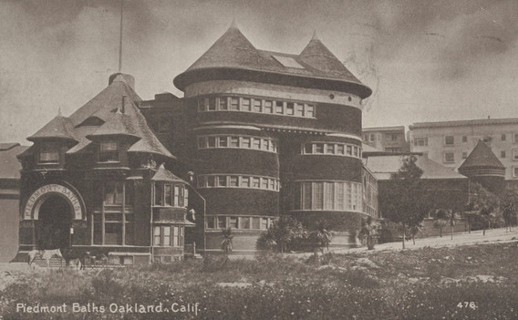 Postcard - Piedmont baths - 1910 - Piedmont Baths Oakland.jpeg