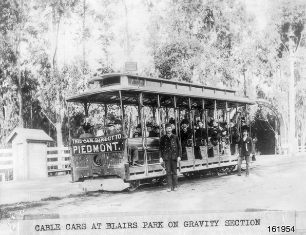 1890s - Street car. Oakland. Piedmont and Mountain View Railway3 - 161954ks.jpg