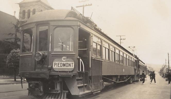 1905 - Electric cars. Piedmont line. Key System.jpeg