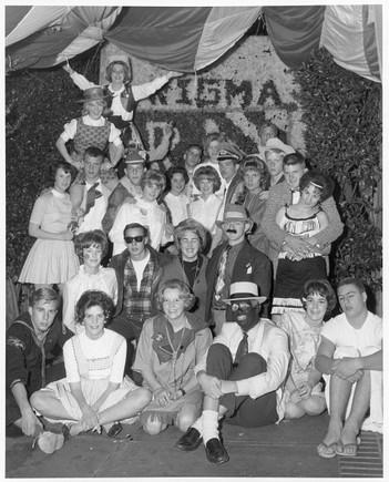 Rigma Lions - class of 1963 blackface 3.