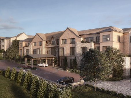 The St. Regis Residences Break Ground In Rye, Westchester County - New York Yimby