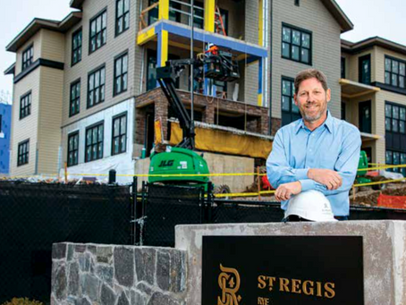 Bringing St. Regis' Luxury-Hotel-Branded Residences to Rye