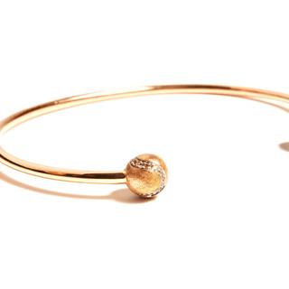 Bracelet pelotes Or 18ct sertis©Fanfan
