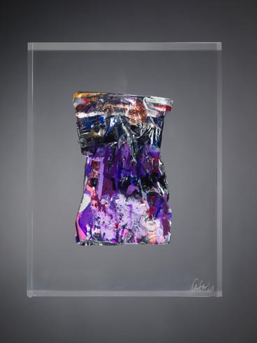 Sweat violette