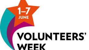 PRESS RELEASE             Volunteers' Week:Making a difference through mental health befriending