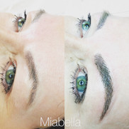 Microblading - Before & After