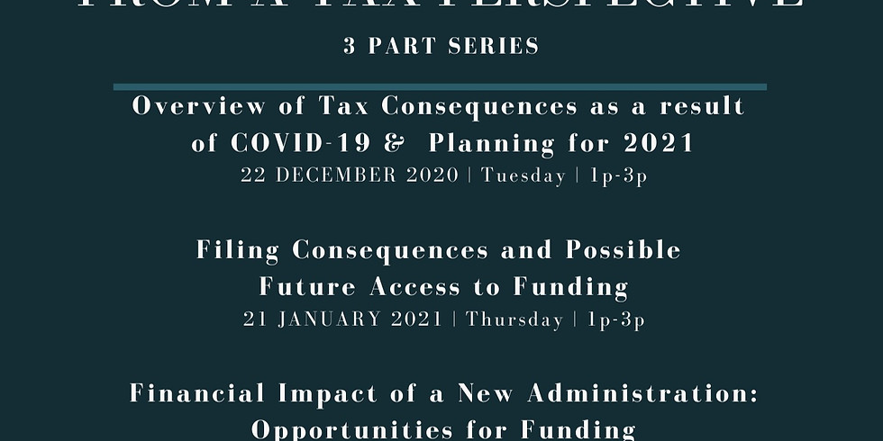 Filing Consequences and Possible Future Access to Funding