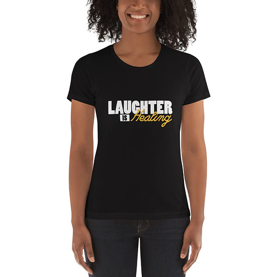 Laughter Is Healing Boyfriend Tee