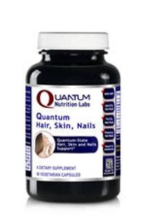 Hair, Skin, Nails, Quantum Nutrition Labs (60Vcaps)