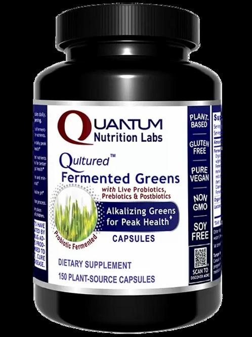 Fermented Greens, Quantum Nutrition Labs