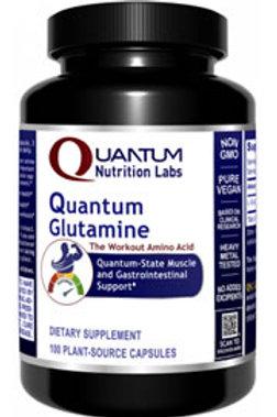 Glutamine, Quantum Nutrition Labs (100Vcaps)