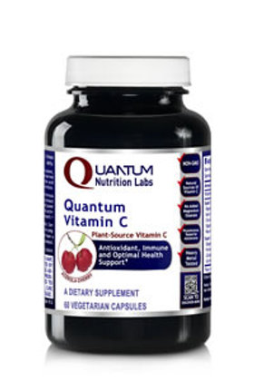 Vitamin C, Quantum Nutrition Labs (60Vcaps)