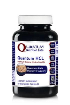SPECIAL! HCL ,Quantum Nutrition Labs (90Vcaps)