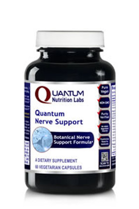 DAILY SPECIAL!!! Nerve Support, Quantum Nutrition Labs (60Vcaps)