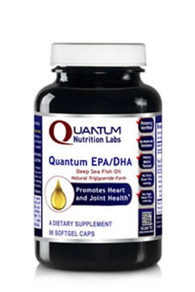 DAILY SPECIAL!!! EPA/DHA, Quantum Nutrition Labs (Softgels)