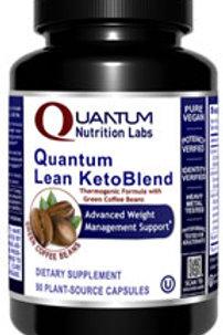 Lean KetoBlend, Quantum Nutrition Labs (90Vcaps)