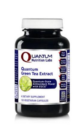 Green Tea Extract, Quantum Nutrition Labs (120Vcaps)