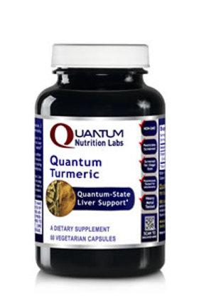 Turmeric, Quantum Nutrition Labs (60Vcaps)